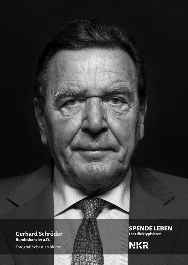 Gerhard Schröder Fotograf Hannover Sebastian Blume