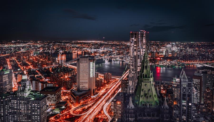 NYC 78th floor III Fotograf Hannover Sebastian Blume