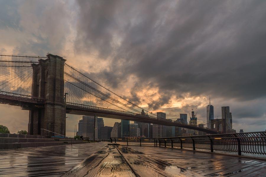 NYC Brooklyn Bridge III Fotograf Hannover Sebastian Blume