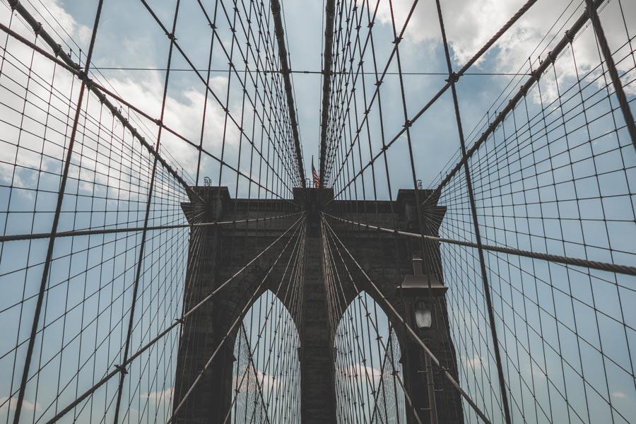 Brooklyn Bridge IV Fotograf Hannover Sebastian Blume