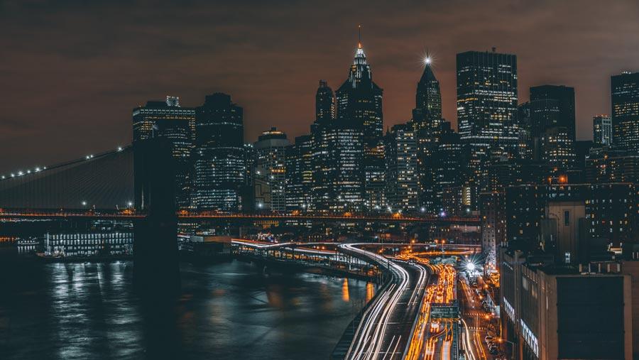 Fotograf Hannover NYC Skyline